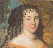 Dame Madeleine de Scudéry (1607-1701).