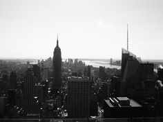 NYC South from Top of The Rock by me