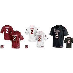 South Carolina Gamecocks Jake Bentley Football Replica Jersey Listing in  the College-NCAA b966427c6
