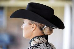 If you have long hair, you know how challenging it can be to wrestle your tresses into a tidy bun--and make it look nice under your hat for the show ring. And while a ponytail may be acceptable...