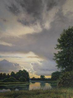 Evening Skies of June - Renato Muccillo