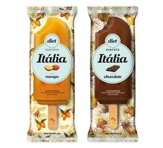 Packaging design for Italia Ice Cream, a company based in Rio de Janeiro. Produced in DPZ Rio by Fernanda Schmidt. Ice Cream Art, Ice Cream Design, Best Ice Cream, Ice Cream Packaging, Wine Packaging, Brand Packaging, Schmidt, Chocolate, Ice Cream Companies