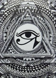 Das all sehende Auge