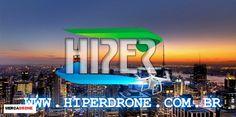 Hiperdrone - Foto e filmagem aérea com drone