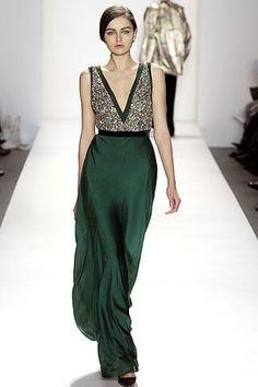 Reem Acra Fall 2007 Ready-to-Wear Fashion Show - Darla Baker