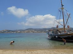 The most laid back Greek island of all. Smashing plates, ouzo, private islands and cliff diving were the highlights! F/B Blue Star Paros in Πειραιάς, Αττική