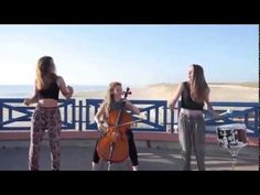 Amazing French Girl Group - Talent! - YouTube