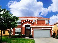 Prestigious 7 Bedroom Pool Villa - 6 Miles to Disney. Orlando Disney World Vacation Rentals **See Special Offer**
