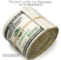 Decreto que Yo Soy la Paz y el Equilibrio de mi Abundancia…sigue LEYENDO haciendo CLIC en la FOTO