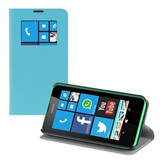 kwmobile® Practical and chic FLIP COVER case for Nokia Lumia 630 / 635 in Light blue kwmobile http://www.amazon.ca/dp/B00MQXC3RW/ref=cm_sw_r_pi_dp_n1tDub1CSAJEH