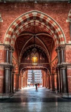 St.Pancras Station, London | by tonybill