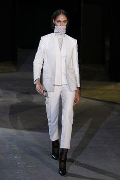 Alexander Wang NY Fashion Week Fall 2012