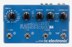 TC ElectronicFlashback X4 Delay & Looper $249.99