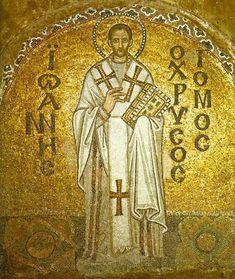 St. Ignatius https://www.pallasweb.com/deesis/john-chrysostom-hagia-sophia.html