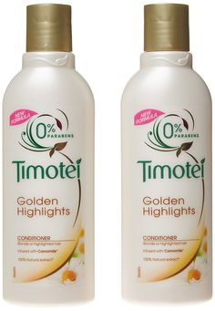 Timotei Golden Highlights Conditioner 200ml (2 x PACK) -- This is an Amazon Affiliate link. Check out this great product.
