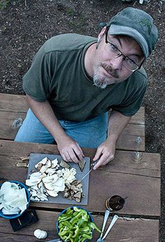About Hank Shaw, author of the food blog and wild game recipe site Hunter Angler Gardener Cook and author of the book Hunt, Gather, Cook: Finding the Forgotten