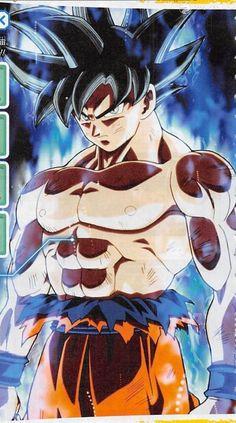 Dragon Ball Super: ¡¡Se revela el aspecto de la nueva transformación de Goku!! — DragonBall.UNO
