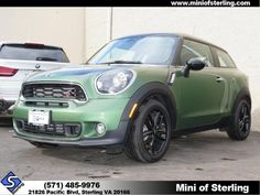 """""""2015 #MINI Cooper S #Paceman - ONE OWNER! at #miniofsterling  Cold Weather Package Premium Package MINI Certified Pre-Owned 575 """" Certified Pre Owned, Cold Weather, Mini, Cold"""