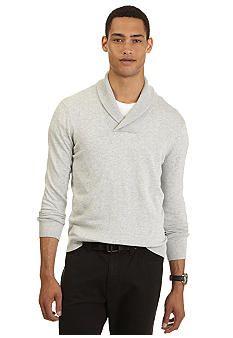 Nautica Shawl Collar Sweater Belk $55.65