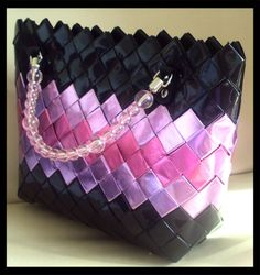 Candy Wrappers, Beaded Bags, Diy And Crafts, Shoulder Bag, Couture, Purses, Paper Envelopes, Bags, Bricolage