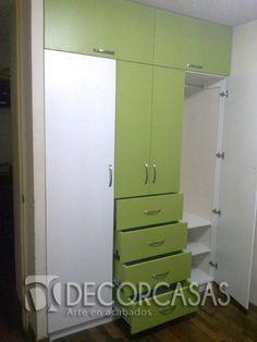 Resultado de imagen para modelos de closets modernos - Colgadores de pared modernos ...