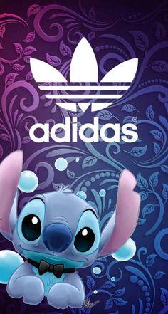 Disney Phone Wallpaper, Cartoon Wallpaper Iphone, Cute Wallpaper For Phone, Cute Patterns Wallpaper, Cute Wallpaper Backgrounds, Cute Cartoon Wallpapers, Lilo And Stitch Drawings, Stitch Cartoon, Disney Collage