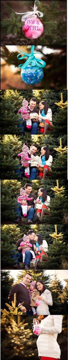 I absolutely love this gender reveal.  Possible places for sunset photo background: Mt. Charleston for SNOW! :), Chocolate Factory, The District at GVR.  (The sun sets at approx 4:30, so need to be there b/w 3:30-4pm).  Christmas lights come on at 5pm at Ethel M.  :P