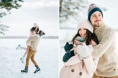 Ideas For Photography Inspiration Winter Photographers Couple Picture Poses, Couple Photoshoot Poses, Couple Photography Poses, Winter Photography, Couple Posing, Couple Shoot, Winter Couple Pictures, Winter Family Photos, Love Store