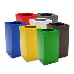 ATLAS Office Recycling Bin 80L