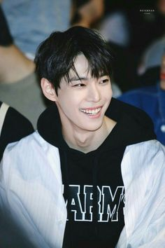 Doyoungs smile