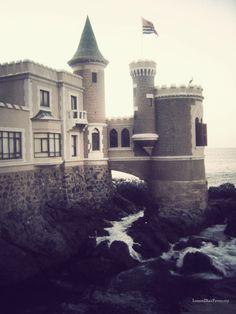 """Castillo Wulff"" . Avenida Marina, Viña del Mar"