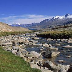 divoká řeka,Ladakh