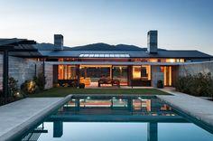 [주택,인테리어]Wairau Valley House / Parsonson Architects