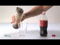 ÖKO Filter Takes Color Out of Cola