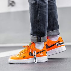 9437dd4d7ee0 Nike Air Force 1 07 Premium Just Do It Pack Camisa Caballero