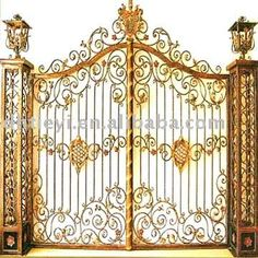 Resultado de imagen para portões de ferro antigos