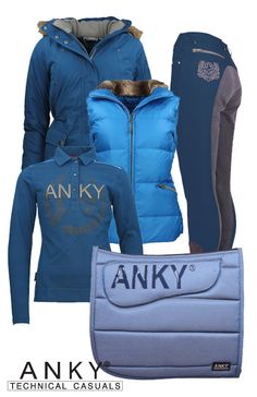 Anky Winter Blue #Epplejeck #anky #winter16 #blue