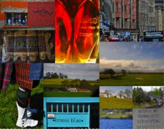 In Pursuit of the Muse: The Colours of Scotland