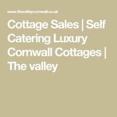 Select your holiday dates and check the availability of the luxury cottage sales here at The Valley. All of our cottages are luxury cottages, including family-friendly and dog-friendly. Cornwall Cottages, Holidays In Cornwall, Holiday Dates, Friends Family, Catering, Self, Luxury, Catering Business, Gastronomia