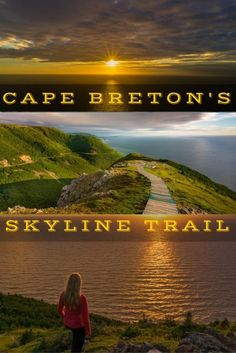 The Skyline Trail of Cape Breton, Nova Scotia is the most scenic hike on The Cabot Trail.These tips will help you make the most of the experience and keep you safe. East Coast Travel, East Coast Road Trip, East Coast Canada, Nova Scotia Travel, Visit Canada, Canada Trip, Canada Eh, Cabot Trail, Canadian Travel