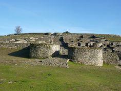 Muros de San Cibrao de Las - Castro culture - Wikipedia