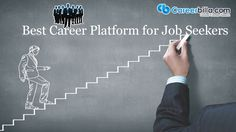 Best Career Platform for #Job_Seekers  Click here to read<> http://www.careerbilla.com/press-releases/details/best-career-platform-for-job-seekers  #Job_Seekers_Portal #Career_Portal #Search_Jobs