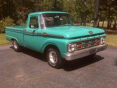 1964 ford truck | 1964 Ford F100 For Sale Danielsville, Georgia