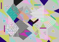 90's print pattern - Google Search