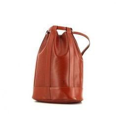 Shopping bag Louis Vuitton Marin - Travel Bag in pelle Epi marrone