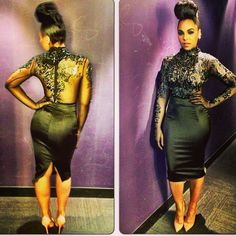 Ashanti's outfit!!!