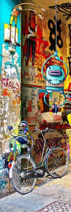 Digital art by Andrea rizzi