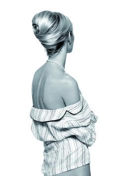 Un chignon sage pour de très longs cheveux by mod's hair Mod Hair, Glamour, Together We Can, Hairdresser, Salons, Statue, Inspiration, Long Hair, Bun Hairstyle