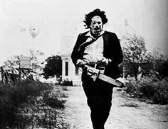 Leatherface...1974 (I always liked the fact Leatherface, believed in a good cardio workout)