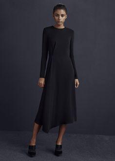 Vestido alto -  Mulher | MANGO